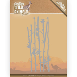 Dies - Amy Design - Wild Animals Outback - Bamboo Grass ADD10204