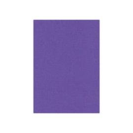 Linnenkarton - A4 - Violet  18