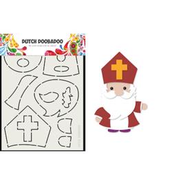 470.713.824 - DDBD Card Art Built up Sinterklaas
