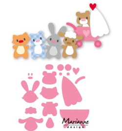 Eline's baby animals COL1422
