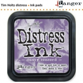Tim Holtz distress ink pad dusty concord 21445