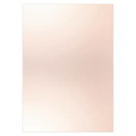 Card Deco Essentials - Metallic cardstock - Rose CDEMCP004