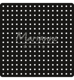 CR1454 - Cross Stitch  1 pcs; 58 x 58 mm distance between holes: 3,5 mm