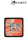 Tim Holtz distress mini ink ripe persimmon 15TDP40118
