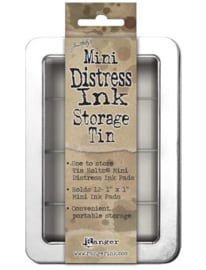 Tim Holtz Distress Mini ink Storage Tin 42013