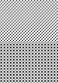 NEVA017 background sheets A4 black squares