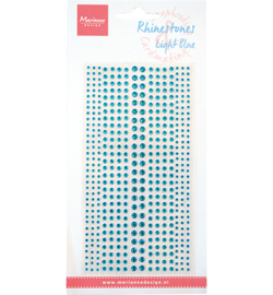CA3157 - Rhine stones Light blue