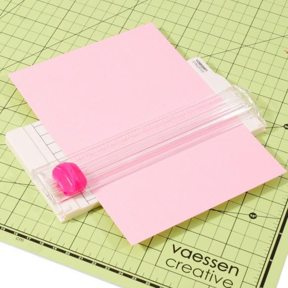 Vaessen Creative • mini paper trimmer 6,5x15,3cm
