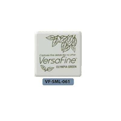 Versafine ink pads small 'Olympia Green' 061