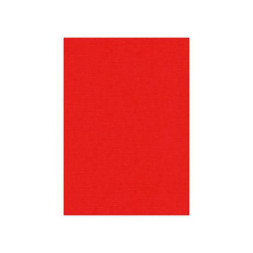Linnenkarton - A4 - Rood  13