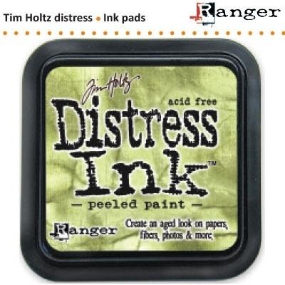 Tim Holtz distress ink pad peeled paint 20233