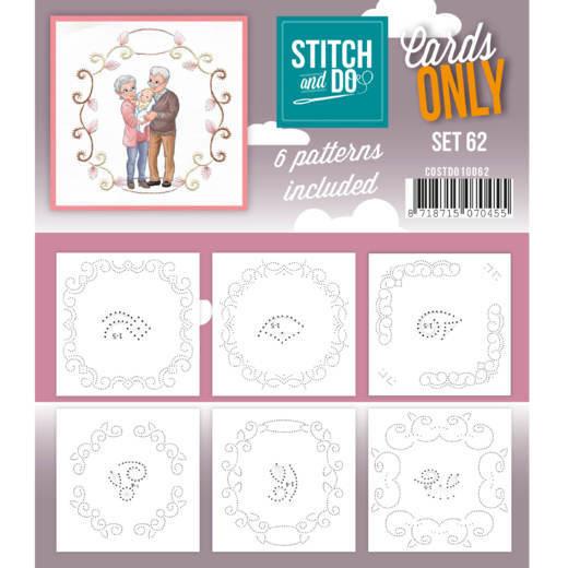 Cards Only Stitch 4K - 62