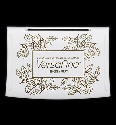 Versafine Stempelinkt - Smokey Gray