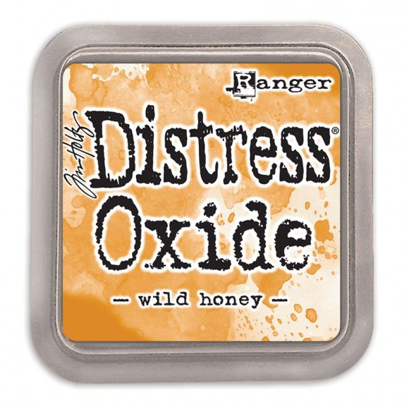 Ranger Tim Holtz distress oxide wild honey TDO56348