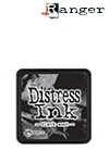 Tim Holtz distress mini ink black soot 15TDP39860