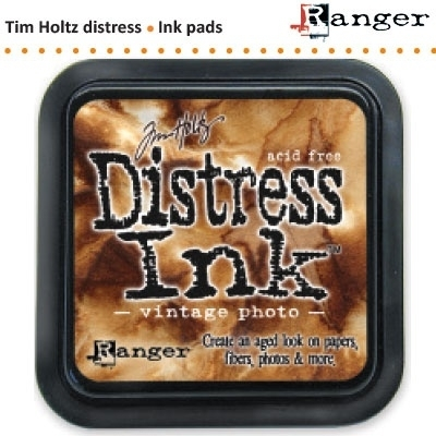Tim Holtz distress ink pad vintage photo 19527