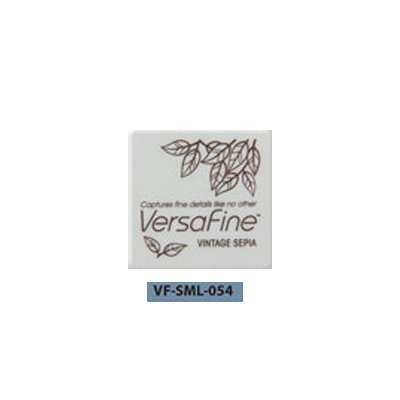 Versafine ink pads small 'Vintage sepia'   054