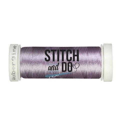 SDCD38 Stitch & Do 200 m - Linnen - Aubergine