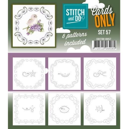 Cards only Stitch 57