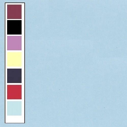 Linnenkarton - Vierkant - Zachtblauw  26