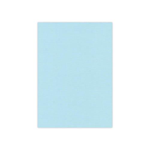 Linnenkarton - A4 - Babyblauw  27