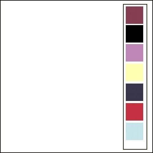 Linnenkarton - Vierkant - Gebroken wit  32