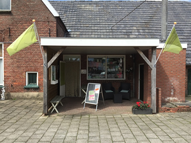 Hobbywinkel in Beltrum