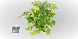 Hedera varigated MICA hangplant klein kunstplanten en kunstbloemen