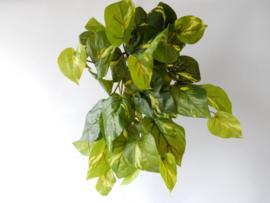 Photos bont MICA hangplant klein kunstplanten en kunstbloemen