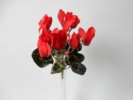 Alpenveilchen klein rot Kunstblumen und Kunstpflanzen