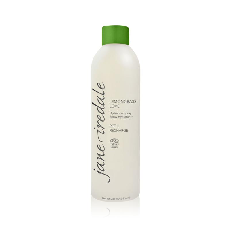 Jane Iredale - Lemongrass Love Hydration Spray Refill (281ml)