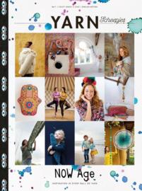 Scheepjes yarn magazine nummer 9 Now Age