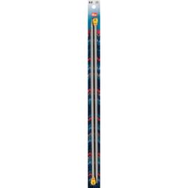 Prym Breinaalden ALU grijs 40cm 6,00mm
