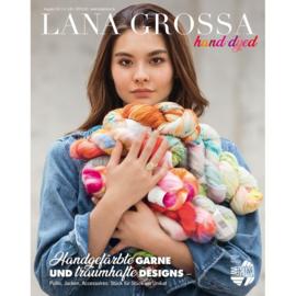 Lana Grossa handdyed