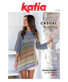 Tijdschrift Katia Casual 106 Voorjaar - Zomer 2021
