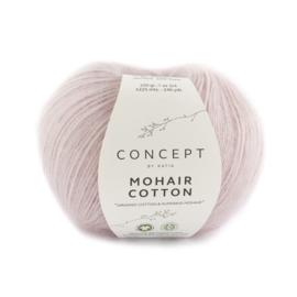 Mohair cotton kleur 76