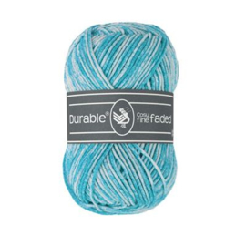 Cosy Fine Faded kleur 371 Turquoise