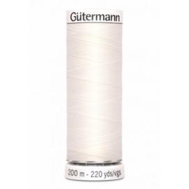 Guttermann alles-naaigaren 200 meter 111