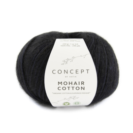 Mohair cotton kleur 82