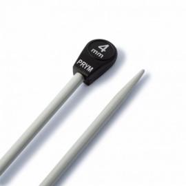 Prym Breinaalden ALU grijs 40cm 4,00mm