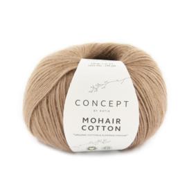 Mohair cotton kleur 74