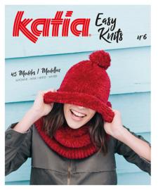 Easy knits nr 6 herfst/winter