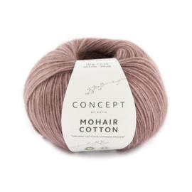 Mohair cotton kleur 75