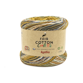 Fair cotton craft kleur 801