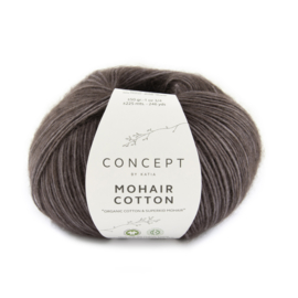 Mohair cotton kleur 80
