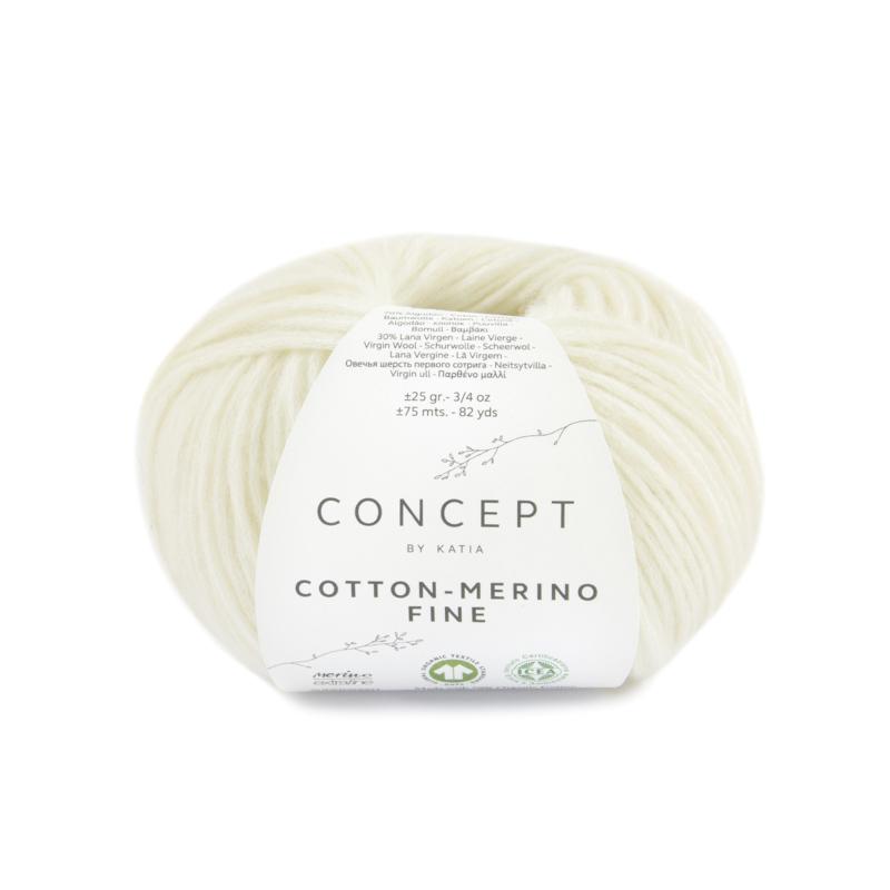 Cotton Merino Fine 80
