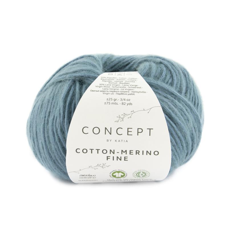 Cotton Merino Fine 95