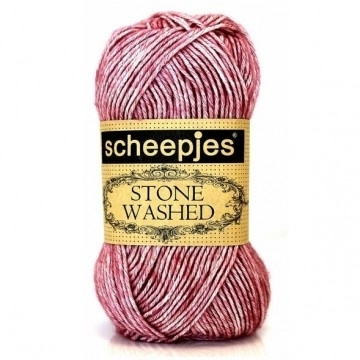 Stone Washed Corundum Ruby 808