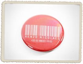 "Button ""barcode"""