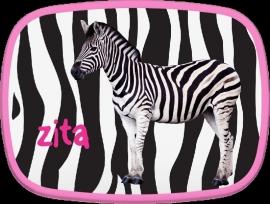 "Lunchbox Campus MIDI ontwerp ""zebra"""